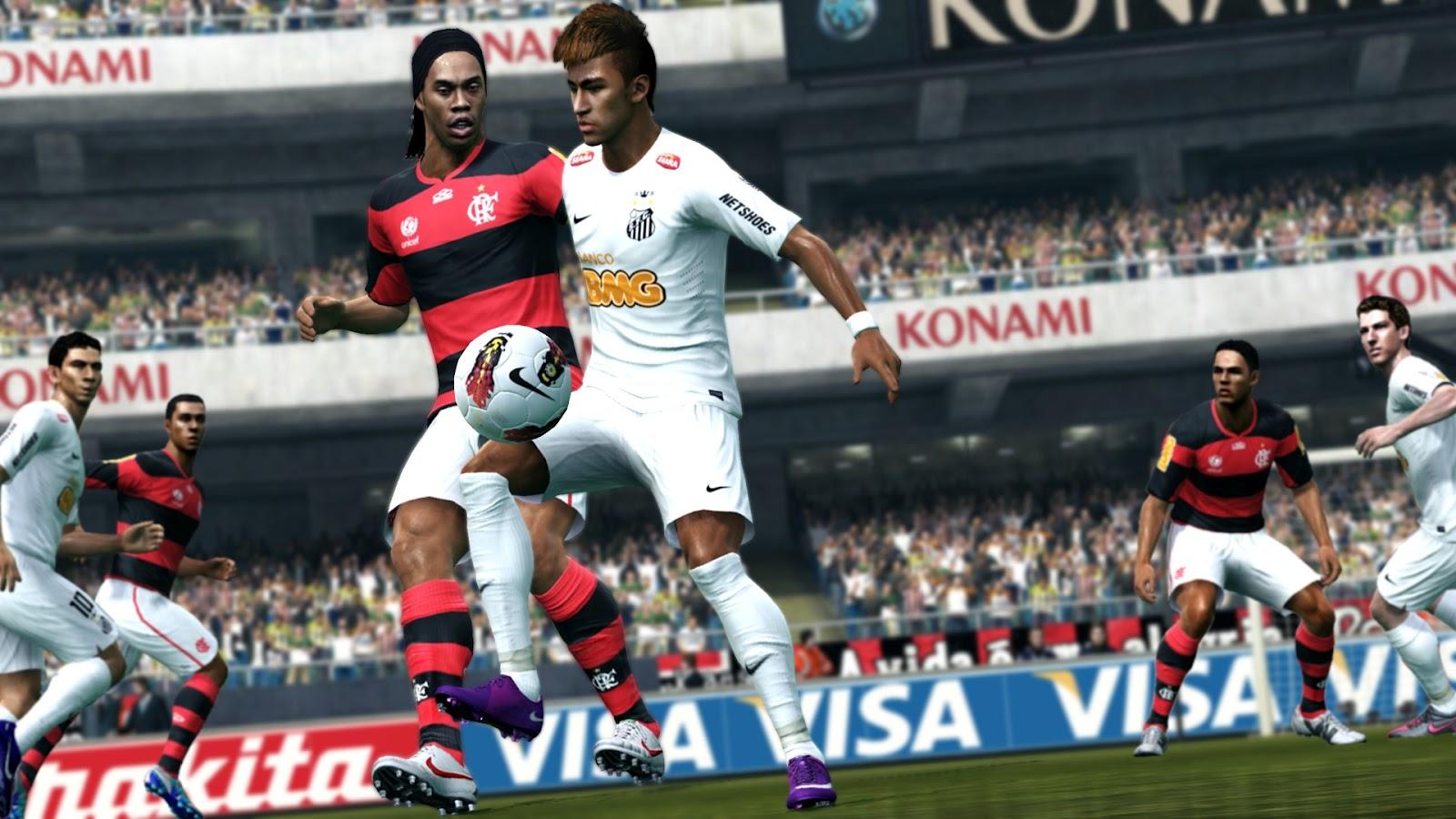 Pro Evolution Soccer 2013 Free Download