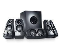 Logitech z506 5.1 soundsystem speaker