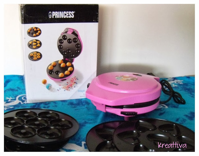 Popcake Maker Princess