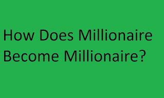 millionaire and CFA