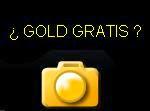Gold Camera Gratis