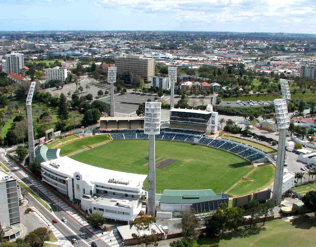 The WACA, Perth (Australia)