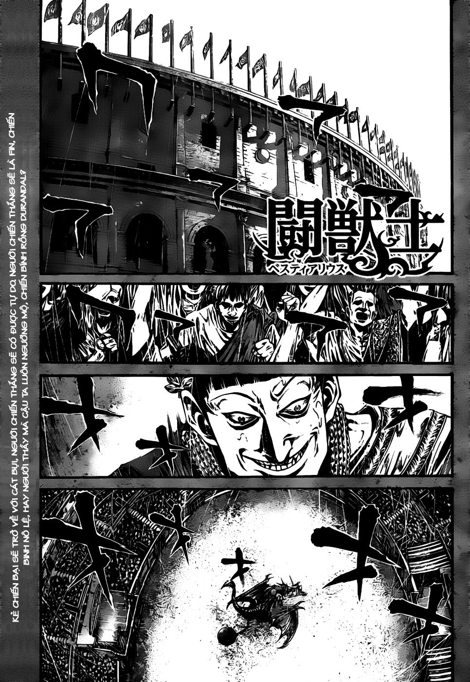 Toujuushi Bestialious!! chap 2 - Trang 2
