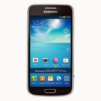 Samsung Galaxy S4 Zoom ,8 Gb Hitam