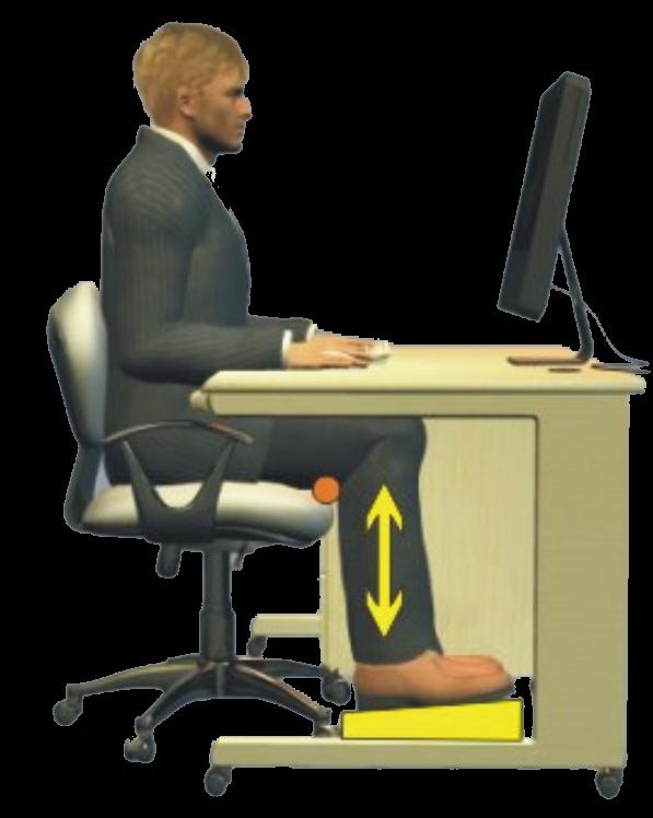 95 Footrest For Office Desk Office Foot Rest Under