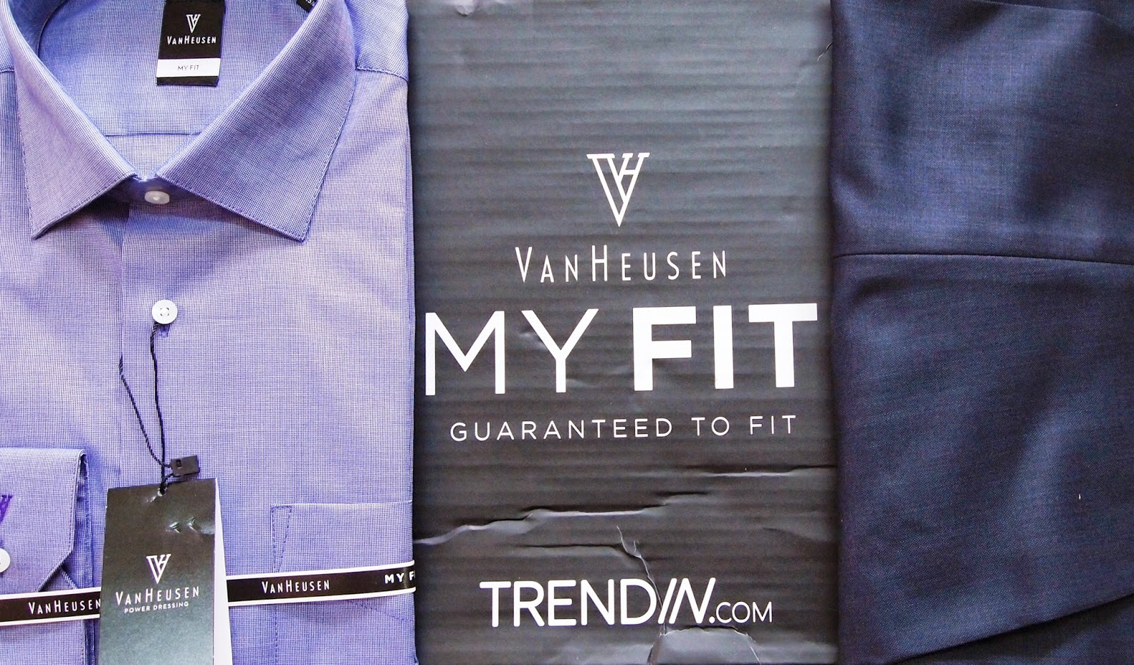 Van Heusen My Fit