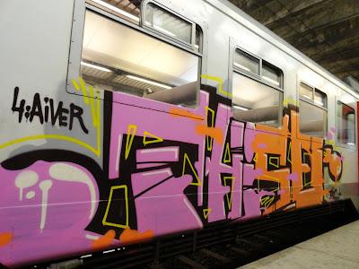 FLISER graffiti