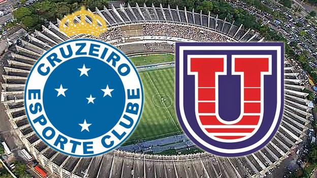 Cruzeiro vs U. Sucre: Copa Libertadores 21-04-2015