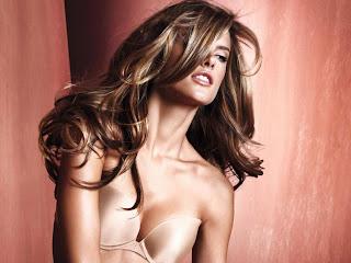 Alessandra Ambosio Hairstyle Wallpapers