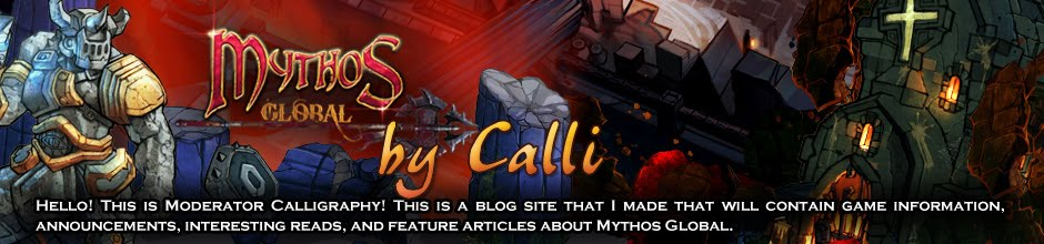 Mythos Global by Calli