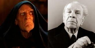 Fray Jorge de Burgos y Jorge Luis Borges