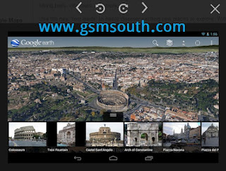 google earth for mobile phone