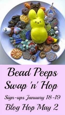 Bead Peeps Swap N Hop