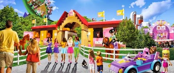 Legoland Florida fait le plein de nouveautés !