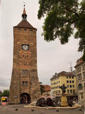 Torre Blanca (Weißer Turm) Nuremberg