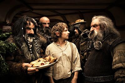 Martin Freeman es 'El hobbit'