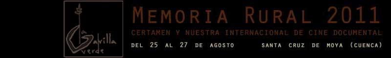 Memoria Rural 2011