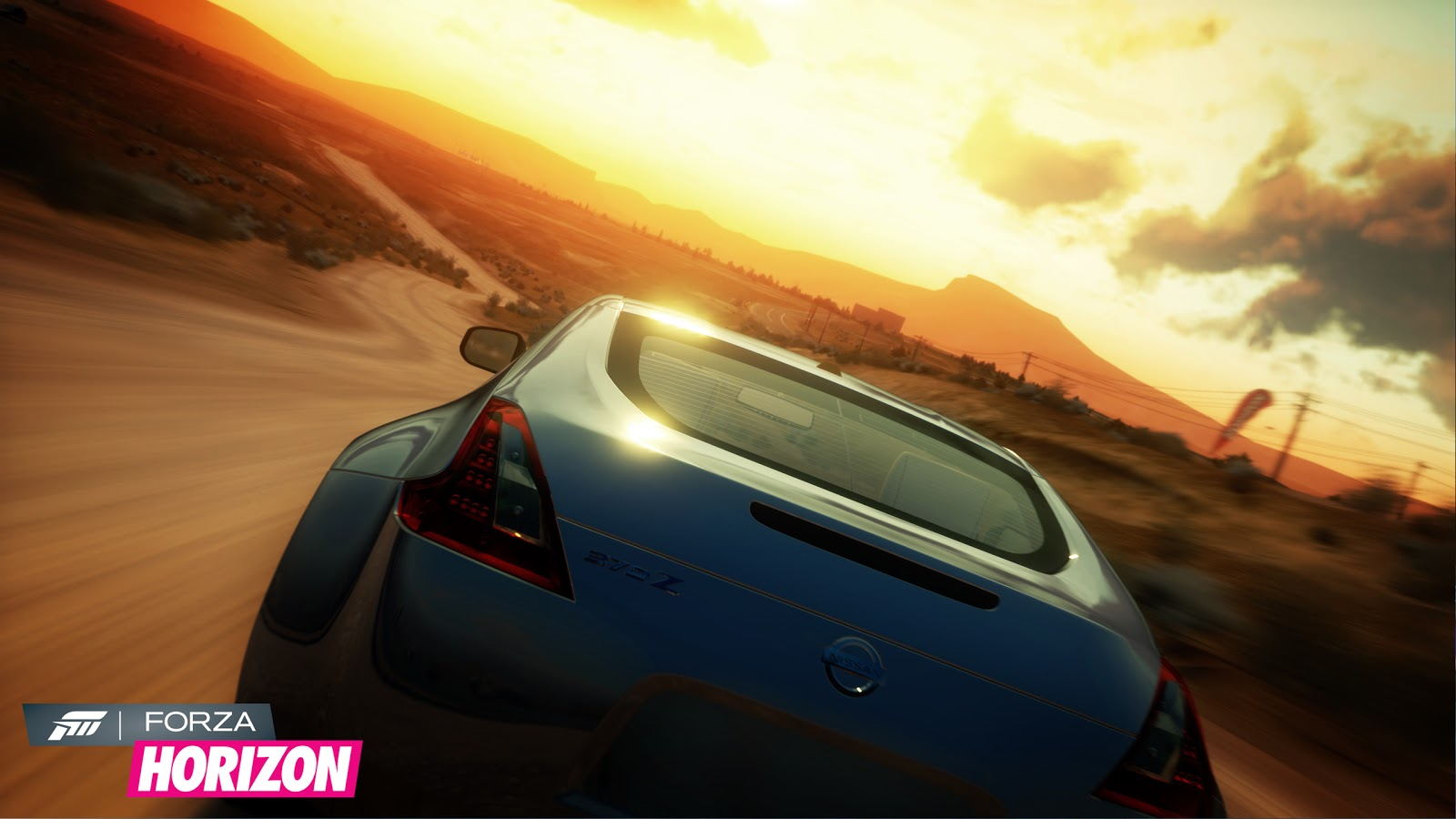 Forza Horizon HD & Widescreen Wallpaper 0.351417630131488