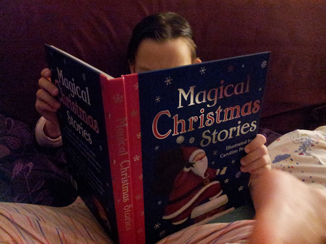 Christmas 2013 Hello Magical Christmas Stories Book
