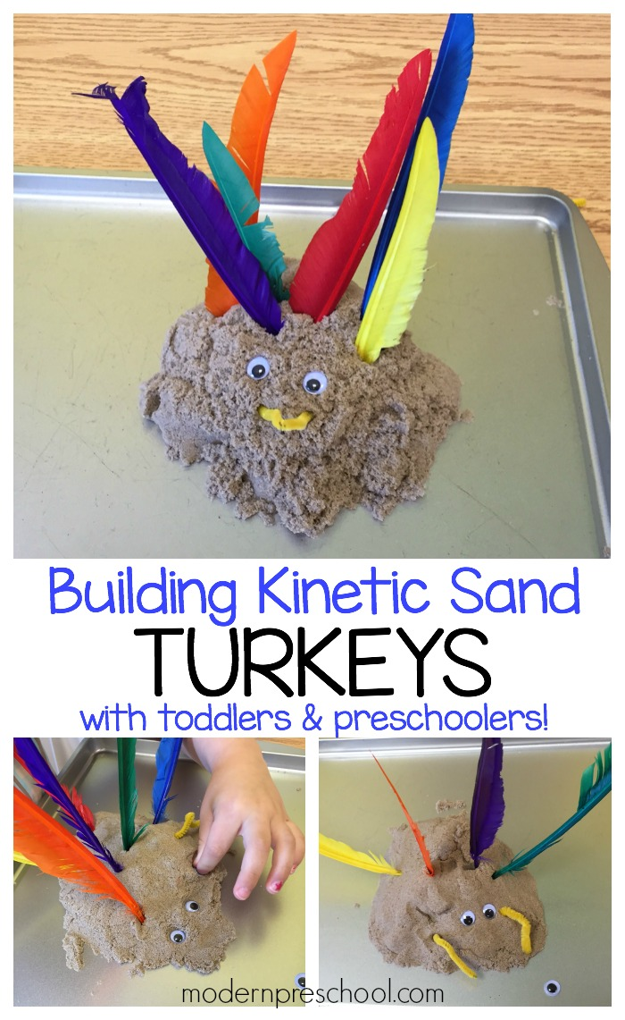 how to make kinetic sand pinterest