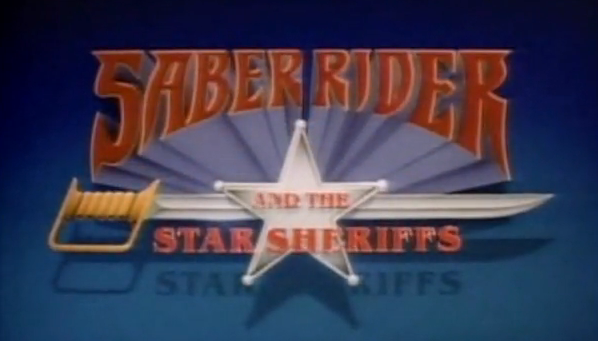 Saber Rider and the Star Sheriffs 80s 90s Cartoon Show Kids Show Characters