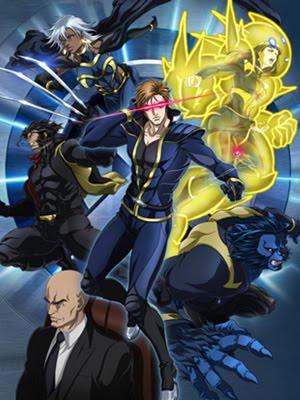 Ver online descargar X-Men Anime episodios sub español descargar
