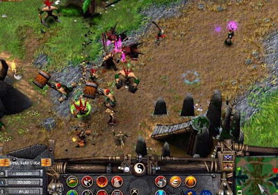 Free Download Games Battle Realms Full version For PC
