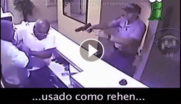 VIDEO IMPACTANTES - Recopilación de los 5 asaltos mas frustrado y donde terminan siendo victimas