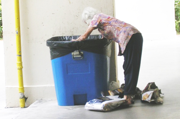 perception of elderly people in singapore The number of elderly citizens in singapore will triple in 15 years  older  workers are typically perceived as slower, less productive and more.