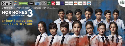 SINOPSIS Hormones 3 The Final Season Episode 1-13 Terakhir