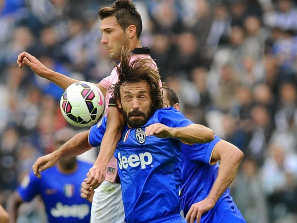 VIDEO Juventus Palermo 2-0 Gol Highlights Calcio Serie A.