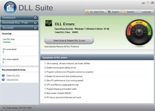 free download DLL Suite software