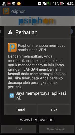 trik mendapatkan koneksio internet gratis di Android
