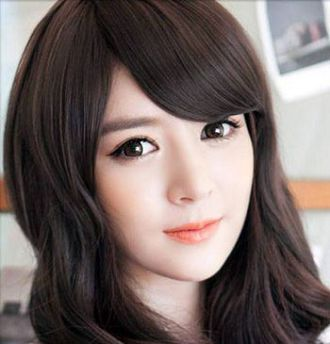 Cute Korean Hairstyles for Girls 2013