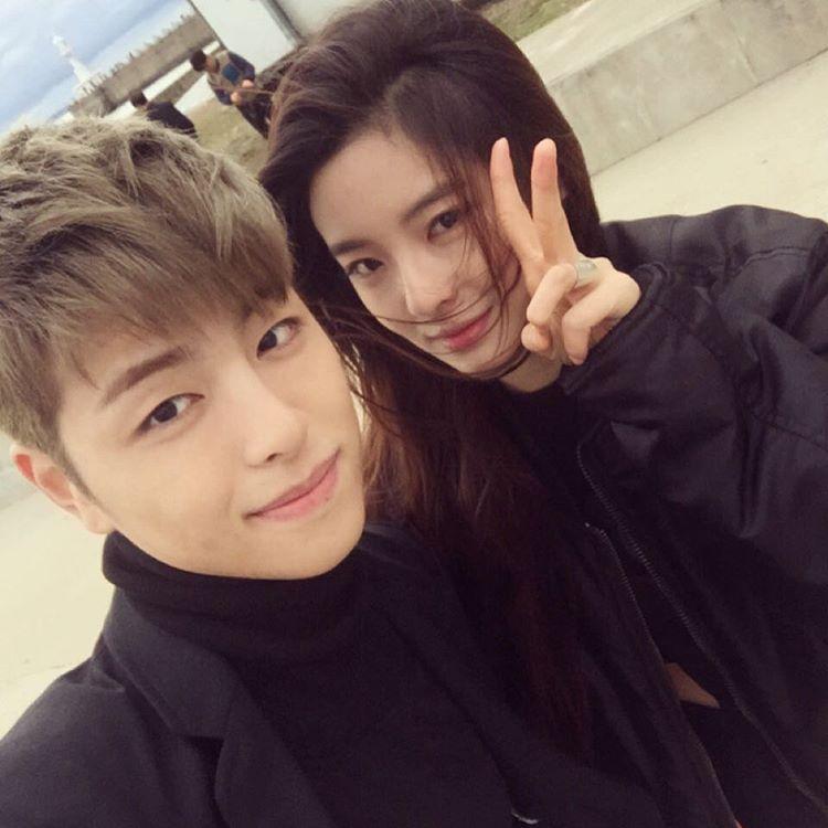Lee ha eun yunhyeong s partner