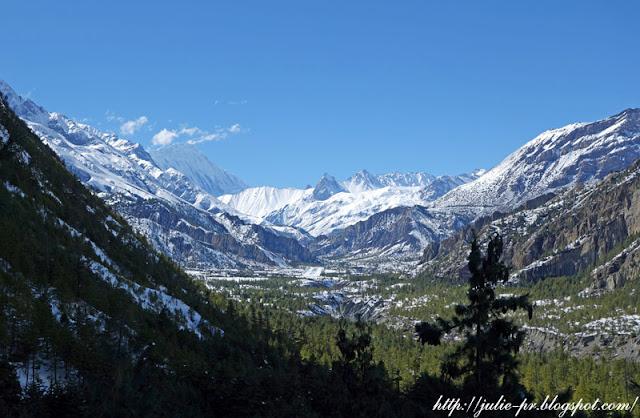 Himalayas, Гималаи, Непал, Nepal, Annapurna Circuit, трек вокруг Аннапурны