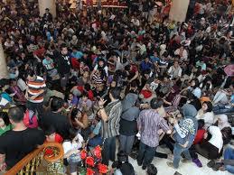 Foto Konser Super Junior SS4 Di Jakarta 2012 - Berita Konser Suju di Indonesia