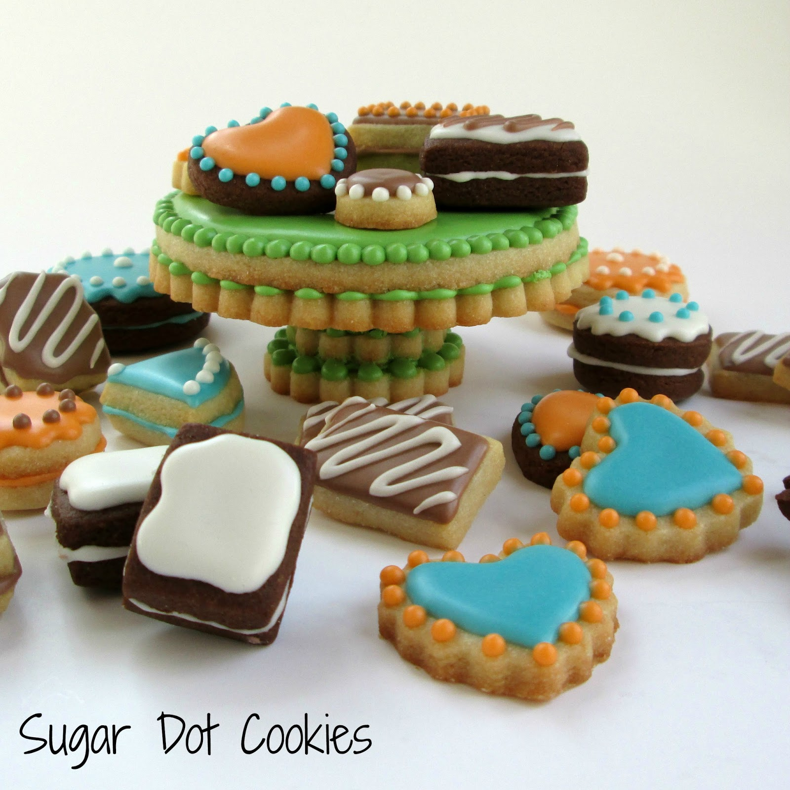 Cake Decorating Classes In Md : Chocolate and vanilla dough!