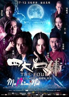 Phim Tứ Đại Danh Bổ (2012)