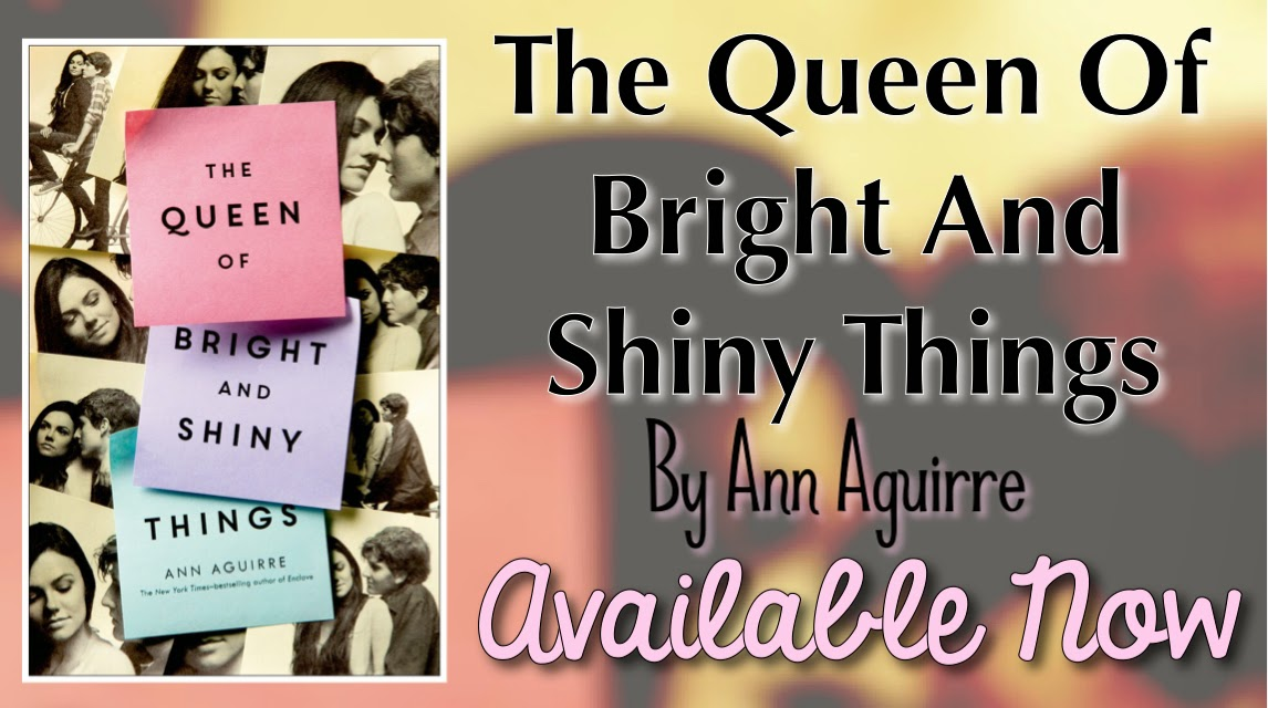 The Queen of Bright and Shiny Things Available Now