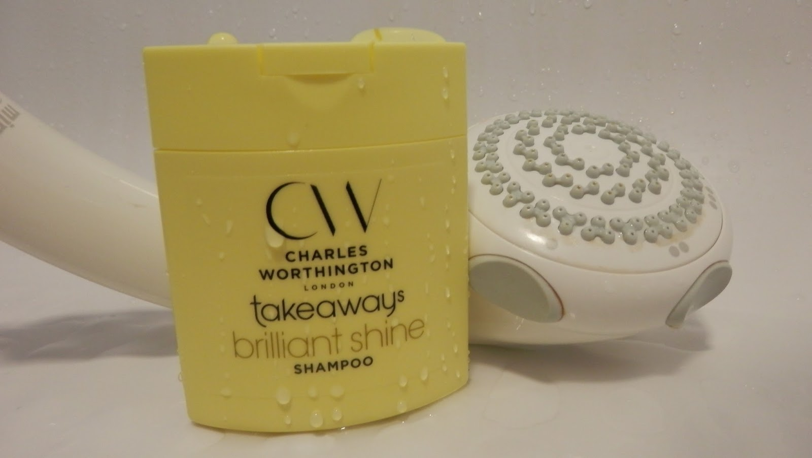 Charles Worthington Brilliant Shine Shampoo Review