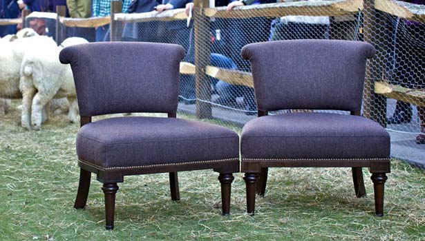 Charmant Starbucks Chairs Made From Recycled Coffee Sacks
