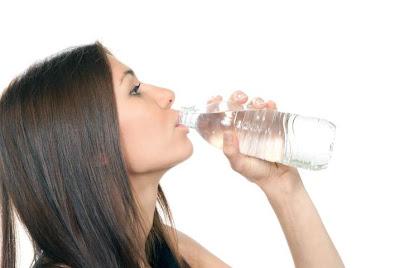Hidratate constantemente