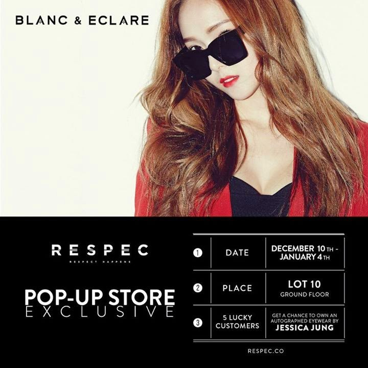 Jessica's 'Blanc & Eclare' is opening a store in Malaysia