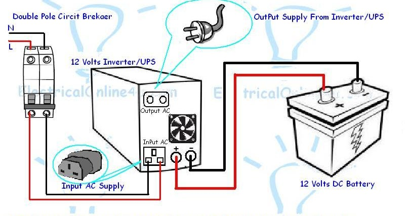 ups battery diagram product wiring diagrams u2022 rh genesisventures us UPS Schematic Circuit Diagram Simple UPS Diagram