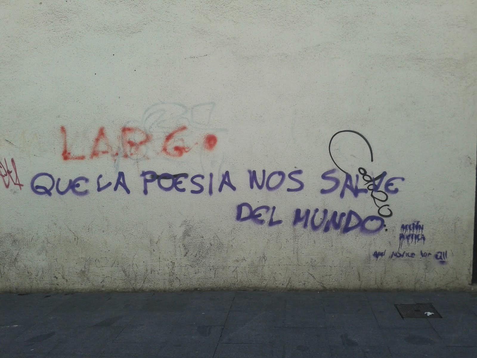 Acción Poética España (IV)