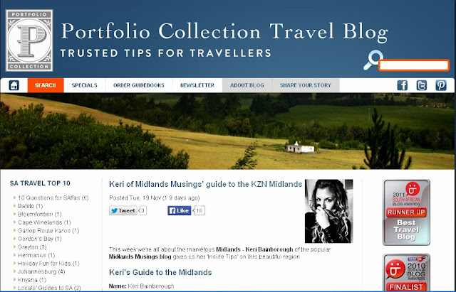 http://travelblog.portfoliocollection.com/Blog/Keri-of-Midlands-Musings-guide-to-the-KZN-Midlands