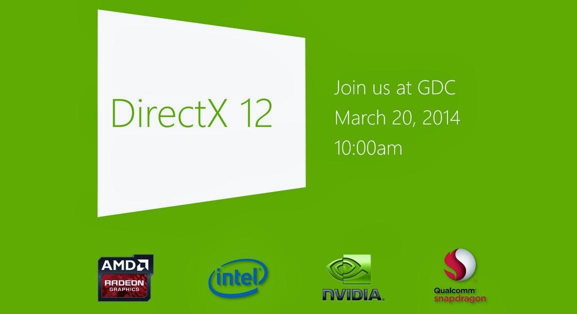 DirectX 12 bakal diperkenalkan