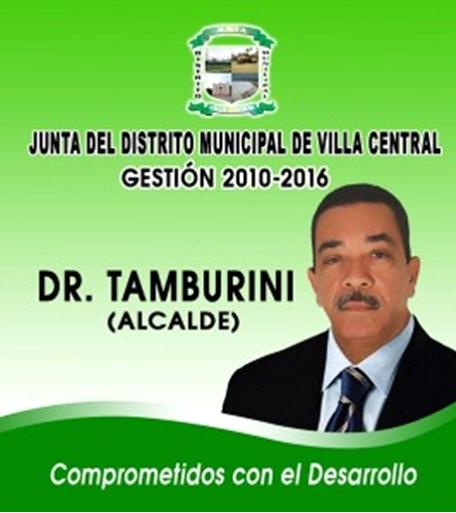 DR. HECTOR TAMBURINI-DIRECTOR JUNTA DISTRITAL VILLA CENTRAL PRD 2010-2016