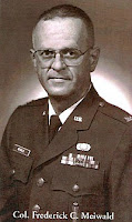 Colonel Fred Meiwald